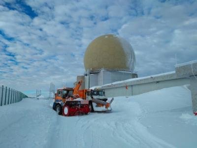 Spania: drumuri închise din cauza zăpezii