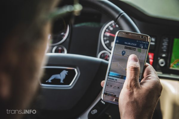 Aplikacja dla międzynarodowych kierowców. Dzięki niej szybciej uzyskają pomoc