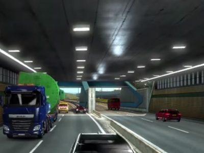 Egy jól ismert cég fog együttműködni az Euro Truck Simulator 2-vel. Nézze meg, hogyan készül az új félpótkocsi!