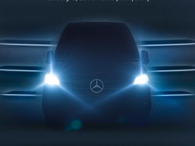 Premiera Mercedesa Sprintera. Zobacz na żywo! [WIDEO]