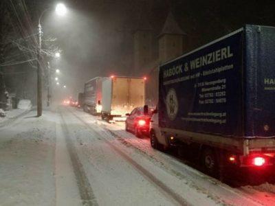 Bulgaria: restricții de trafic din cauza codului roșu de precipitații