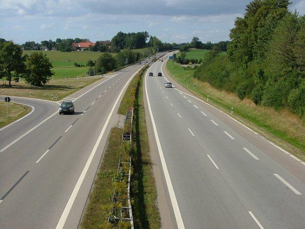 Ważna trasa na północy Niemiec ma już po trzy pasy