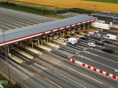 Kitais metais Prancūzijoje brangs kelių rinkliavos tarifai