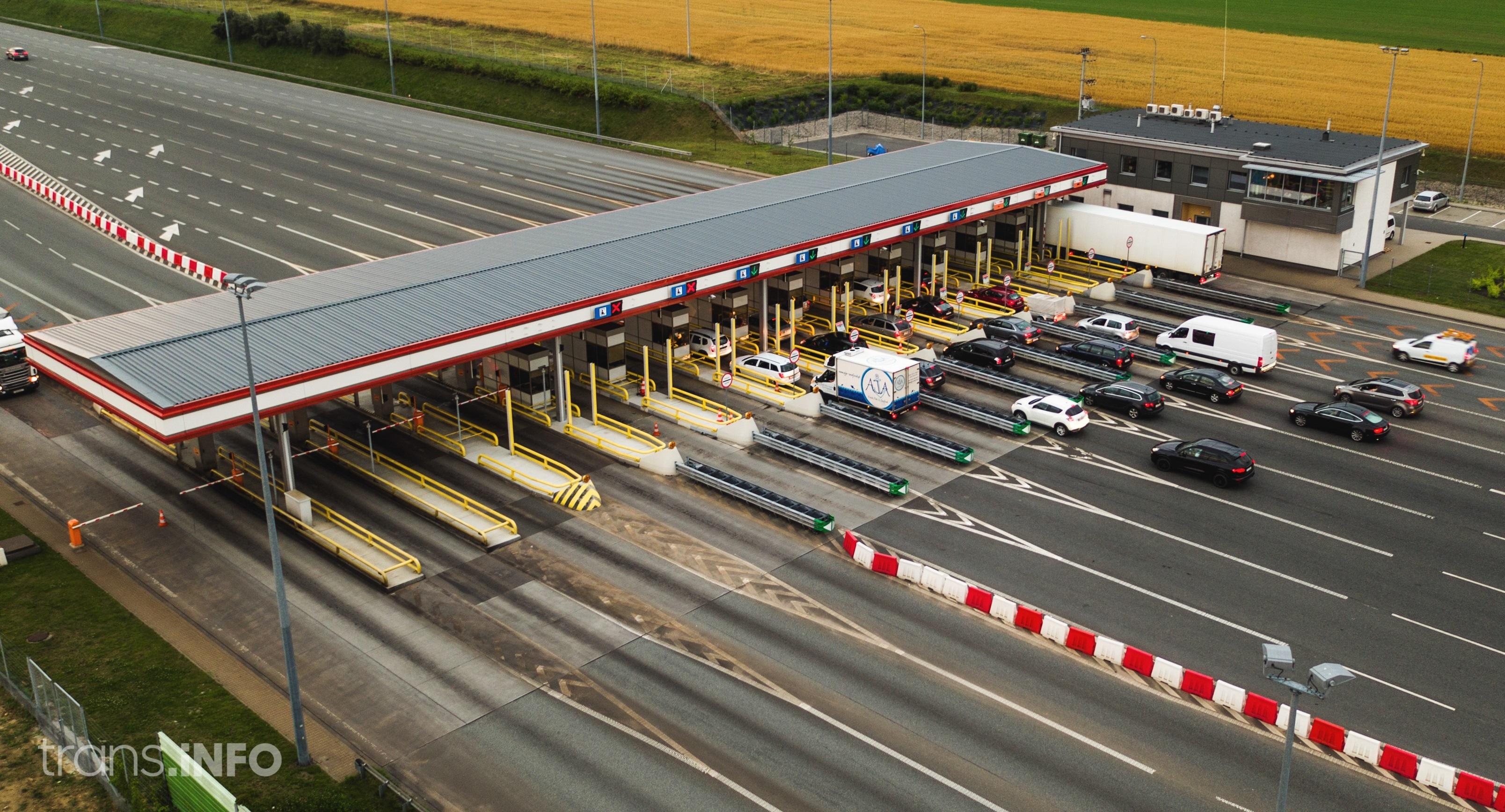 Od dziś zmiany związane z poborem opłat drogowych. Co nowego dla przewoźników?