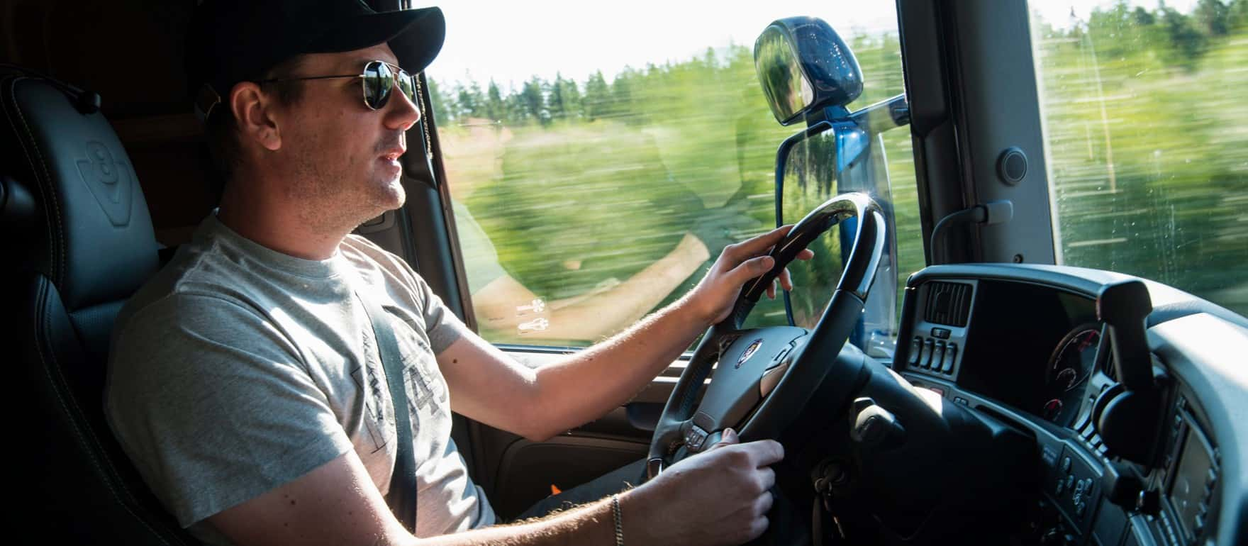 truck driver rights and responsibilities