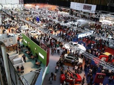 Salonul International Auto revine la București