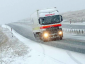 Return of winter in Spain. Snow complicates traffic on over 100 roads