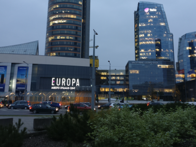 Lietuvos ekonomika ketvirtą 2017 m. ketvirtį augo 1,5 proc., per metus – 3,6 proc.