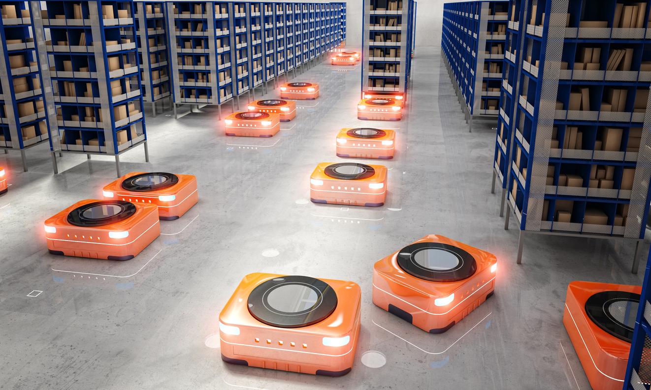 Automatisierung in der Logistik. Wird der Beruf des Spediteurs verschwinden?