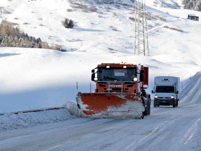 Ideiglenesen felfüggesztették a teherautóforgalamat Spanyolország néhány útján – Lesz még havazás!