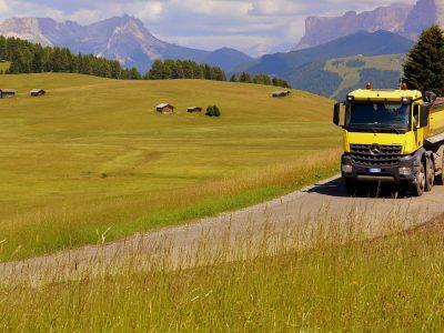 Na Zachodzie piętrzą się trudności. Alternatywą dla polskiego transportu będzie rynek krajowy?