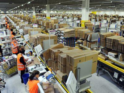 TransINSTANT: Kolejne magazyny Amazon w Polsce? | Nowe centrum dystrybucji Media Expert