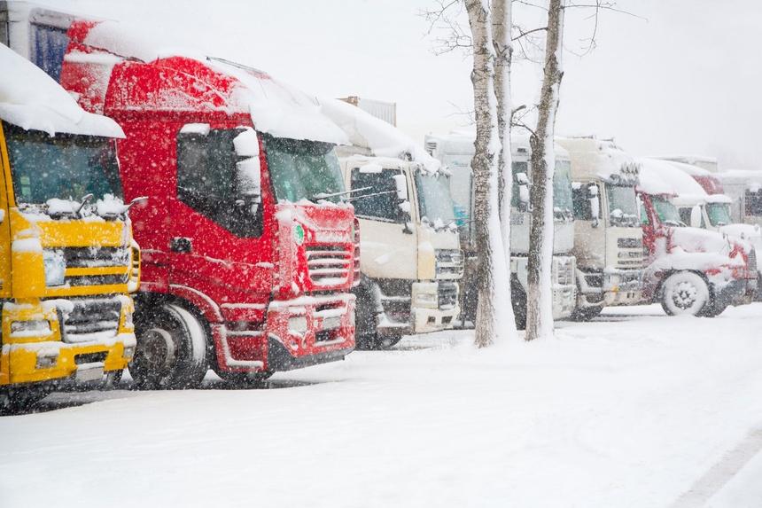 Restricțiile pentru camioane au fost ridicate în Franța