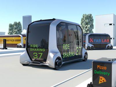 Странное видение будущего грузовиков – Toyota хочет построить такие коробки на колесах