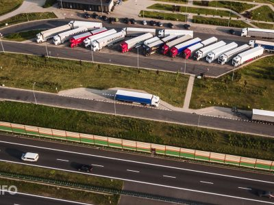 More secure parking lots for trucks in Europe? Brussels finally has a plan