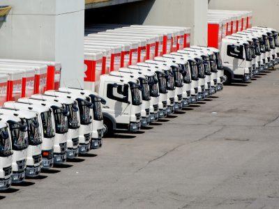 Transportbranche: gestiegene Gesamtkosten, höhere Umsätze