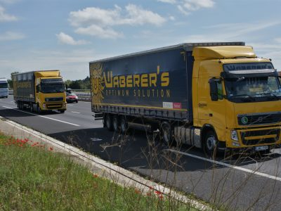 Huge changes at Waberer's: halting trucks, renegotiating wages and appointing a new CEO