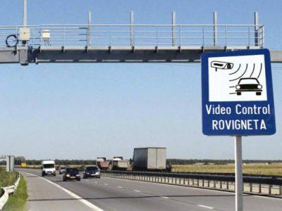 Amenda pentru lipsa rovinietei se prescrie dacă șoferul nu este notificat în 4 luni