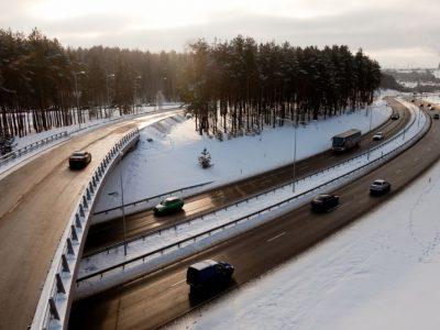 Lietuvos kelių tinklo plėtrai ir priežiūrai beveik 500 mln. Eur