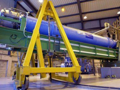 W Europie powstaną ciężarówki do przewozu antymaterii