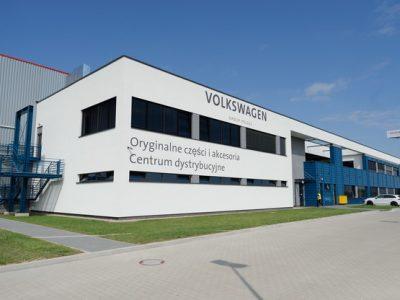 Industria 4.0, studiu de caz: Centrul de Distribuție Volkswagen din Komorniki