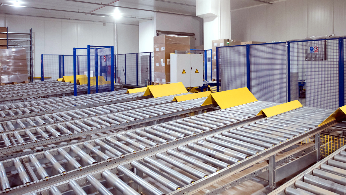 Logistyka i przemysł 4.0 w praktyce. W tym magazynie tempo dyktuje temperatura
