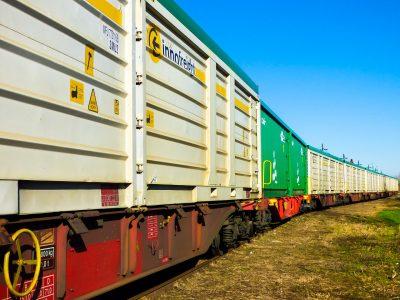 Hatalmas siker a vonatos konténerszállítás Kalinyingrádból Moszkvába