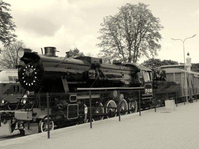 Transporto istorija, 4 dalis. Apie pirmąjį geležinkėlių tiesimą Lietuvoje