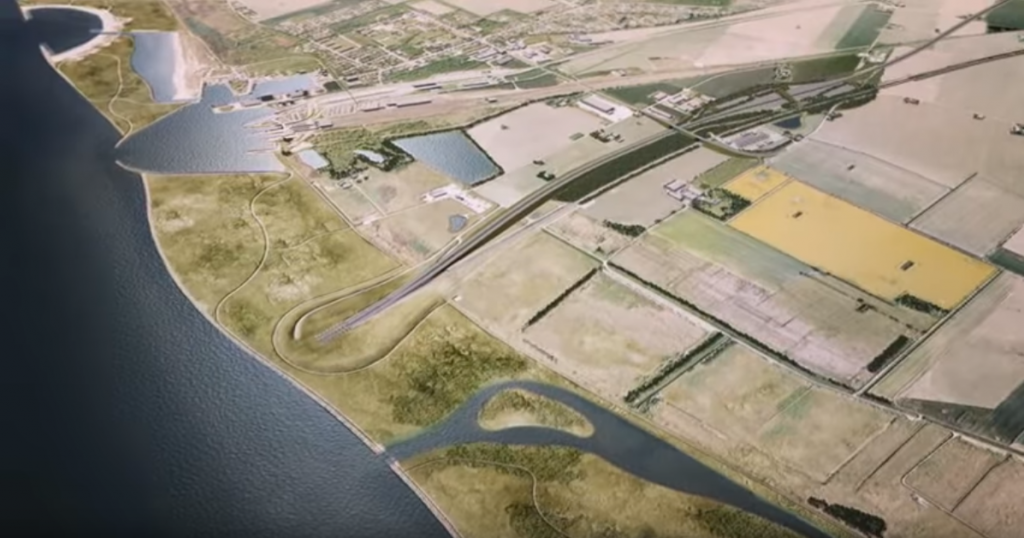 Pod cieśniną Fehmarn Belt powstanie tunel drogowo-kolejowy