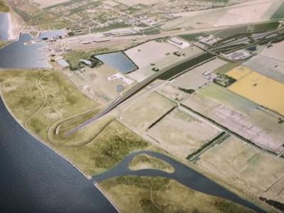 W 2021 roku ruszy budowa tunelu łączącego Niemcy z Danią. Czas przejazdu z Hamburga do Kopenhagi będzie krótszy