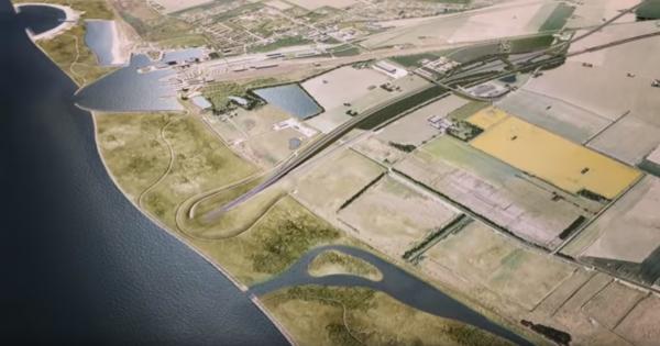 W 2021 roku ruszy budowa tunelu łączącego Niemcy z Danią. Czas przejazdu z Hamburga do Kopenhagi będ