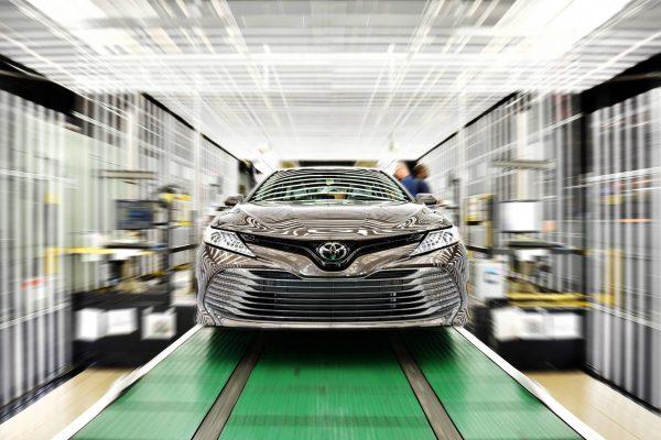 Logistyka i przemysł 4.0 w praktyce, czyli jak Toyota podnosi optymalizację na wyższy poziom