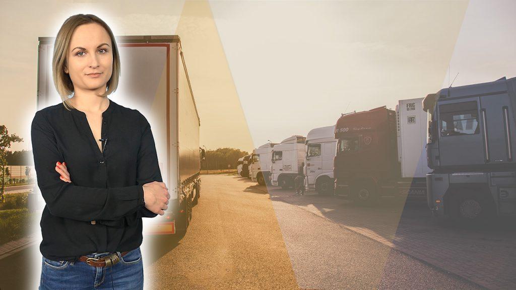 Coraz mniej używanych ciężarówek w Polsce I Dania wprowadza nowe przepisy