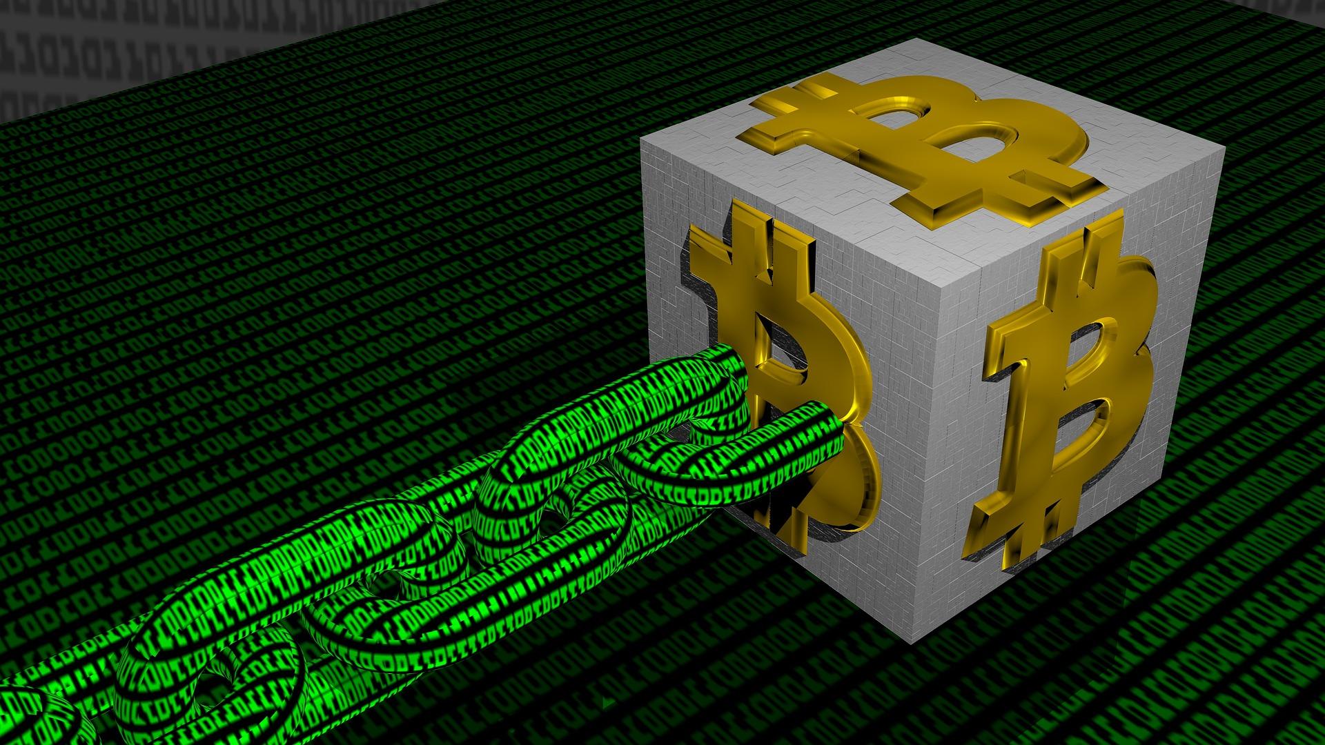 """Blockchain """"czarnym koniem"""" logistyki?"""
