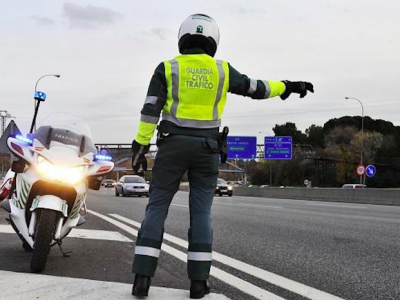 Traffic controls on Spanish roads start today. Watch out for motorcycle patrols