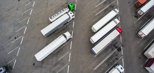 Tylko 25 godzin na parkingu w Danii. Wkrótce wchodzą nowe przepisy dotyczące postoju ciężarówek