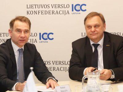 Įgyvendinant svarbius susisiekimo infrastruktūros projektus Lietuvos verslas lieka nuošalyje?