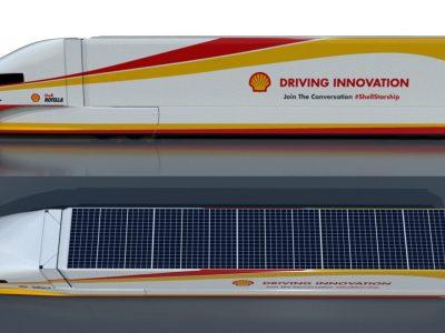 Cum arată viitorul transporturilor rutiere: o companie americană a prezentat un model inovativ de camion