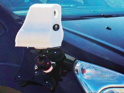 Velolaser – kleine Superradare fangen bereits Straßenpiraten auf spanischen Straßen