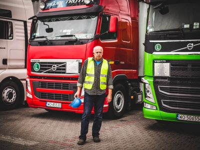Огромный штраф для украинских водителей и польского перевозчика в Дании. Дело во времени работы и отдыха