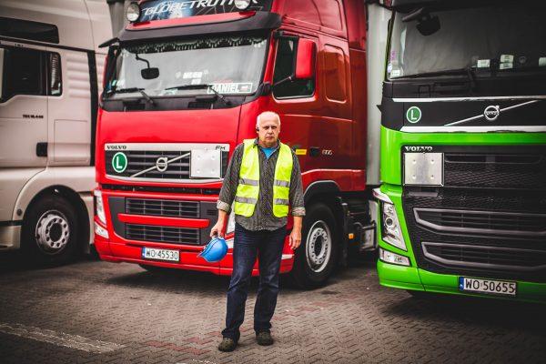 Огромный штраф для украинских водителей и польского перевозчика в Дании. Дело во времени работы и от