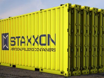 Inovație: containerele pliabile pot reduce semnificativ costurile de transport