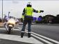 Specjalna jednostka żandarmerii kontroluje ciężarówki na północy Francji