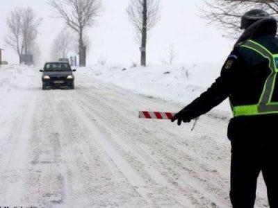 CNAIR: Circulație închisă pe DN1A, DN1E, DN73A în perioada 23-25 martie