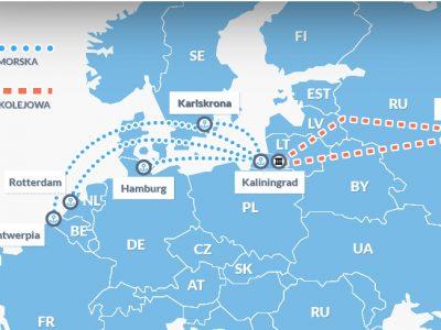Rosja testuje nowe możliwości transportowe. Czy Polska na tym straci?