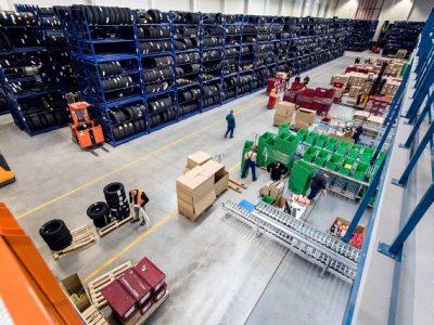 Logistica 4.0 în practică: Cum eficientizăm controlul a peste două milioane de piese auto?