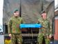 Vilkikų vairuotojų trūkumas ir olandų sprendimas. Įmonėms padės… kariuomenė