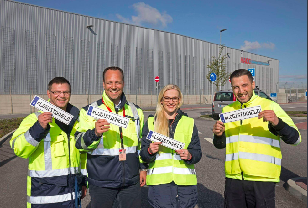 Cinnamon rolls for drivers. Hamburg thanks the silent heroes of logistics