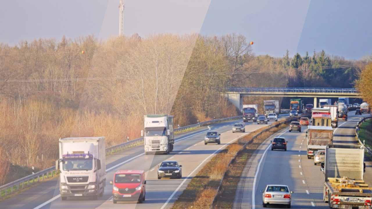 Polska liderem na niemieckich drogach płatnych I Ograniczenia ruchu ciężarówek na długi weekend
