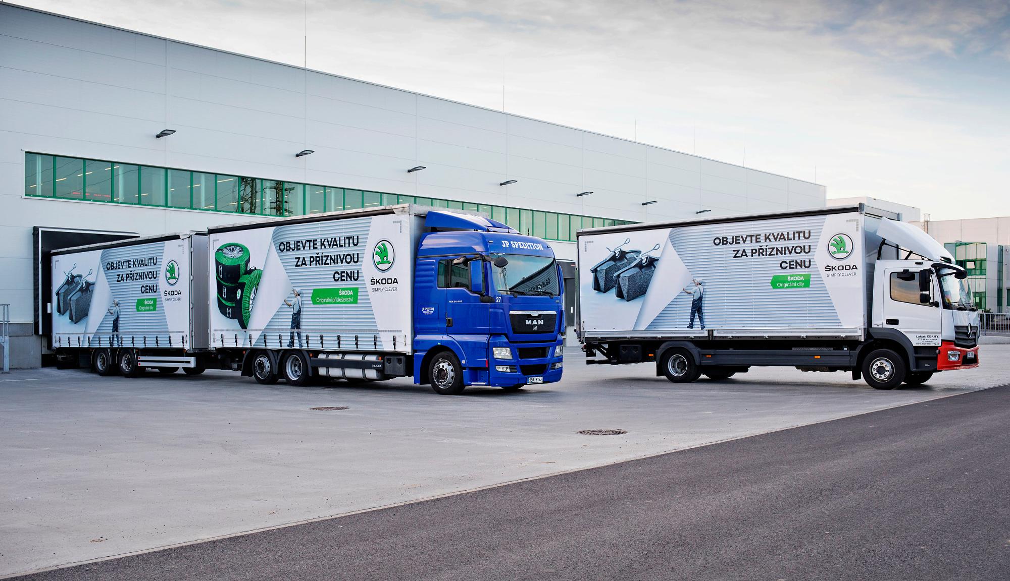 Logistik 4.0 in der Praxis. Automatischer Vertrieb hat die Arbeit der Lagerräume von Audi und Skoda verbessert